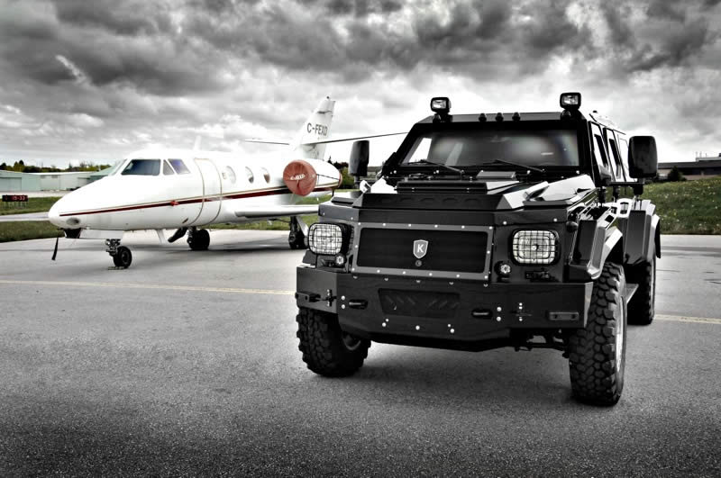 Knight Xv Fully Armored Suv Dudeiwantthat Com