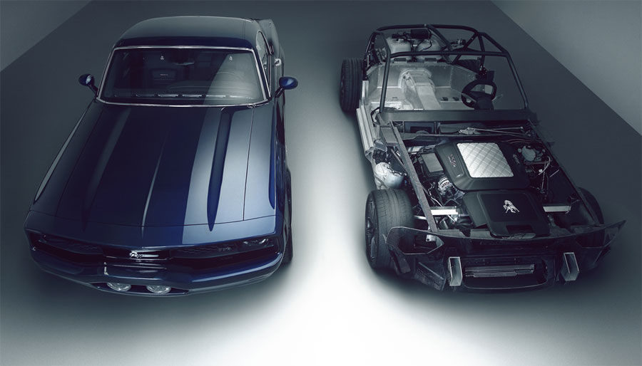 EQUUS BASS770 - New American Muscle Car | DudeIWantThat.com