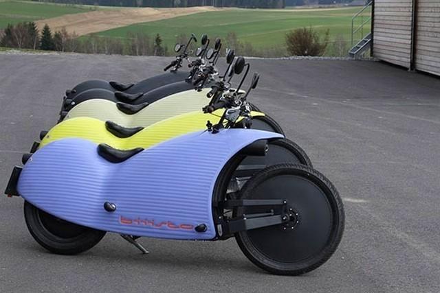 Johammer J1 electric motorcycle moto eléctrica