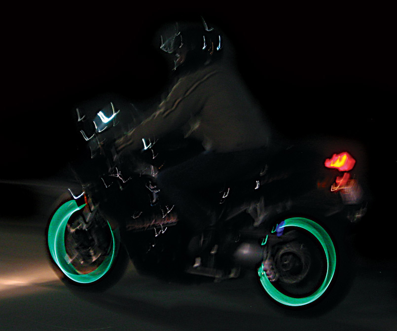 Lunasee Motorcycle Wheel Lights; Lunasee Motorcycle Wheel Lights ... & Lunasee Motorcycle Wheel Lights | DudeIWantThat.com azcodes.com