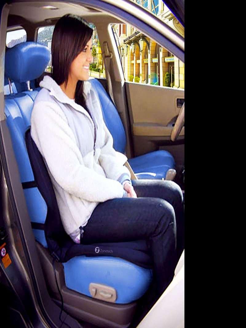 Zone Tech Cooling Car Seat Cushion 16