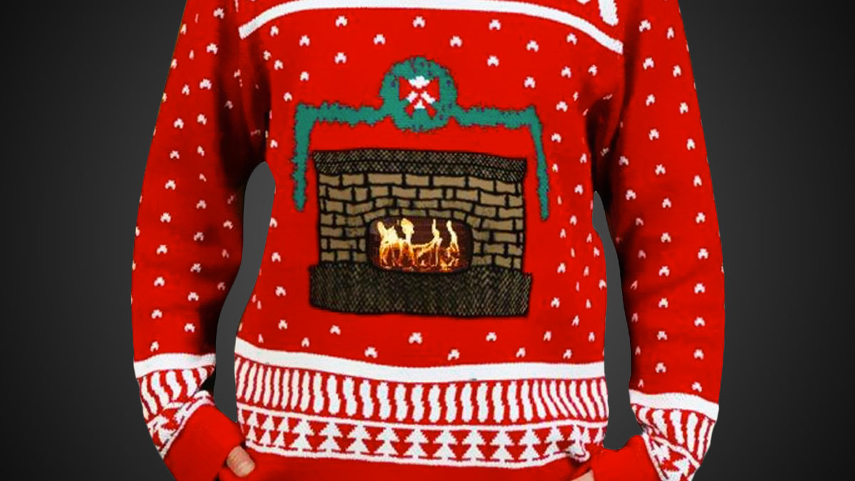 Ug It Up for Santa: Top 10 Ugly Christmas Sweaters | DudeIWantThat.com