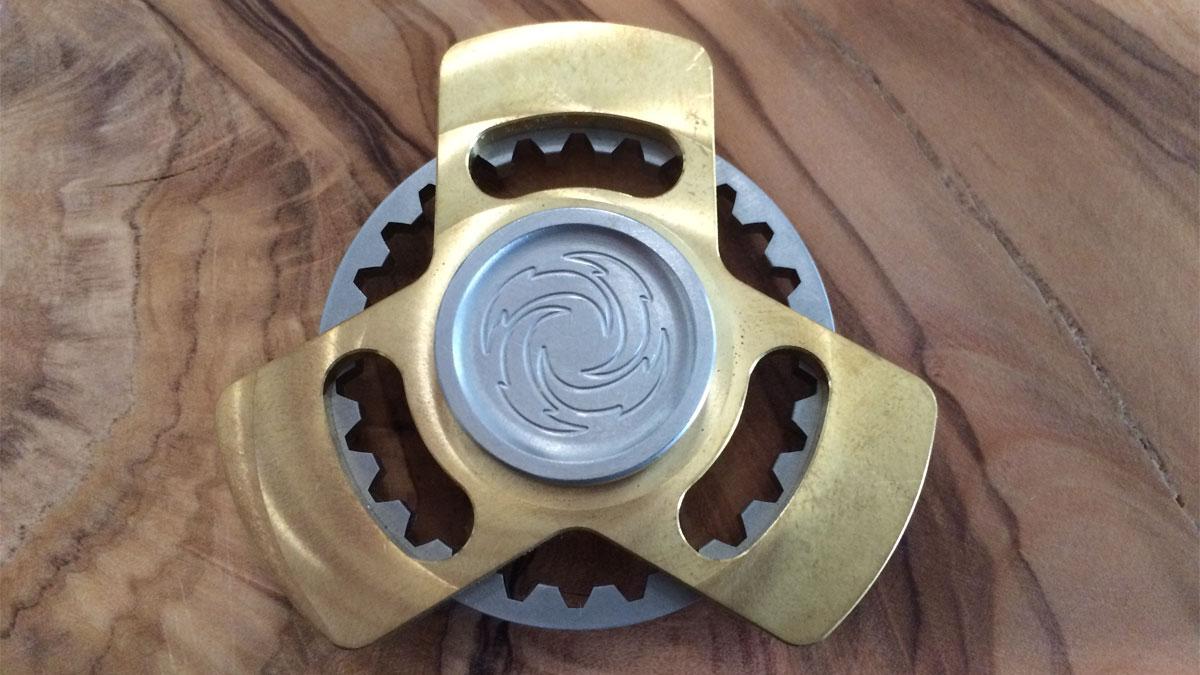 ... The Best Fidget Toys · Rotablade Stubby · Flyaway Toys Maelstrom Spinner  ...
