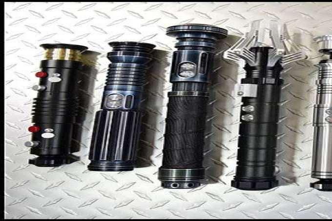 Diy modular lightsabers dudeiwantthat adaptive saber parts diy modular lightsabers solutioingenieria Gallery