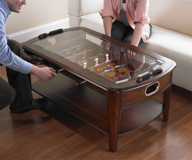 foosball coffee table foosball coffee table - Foosball Table For Sale