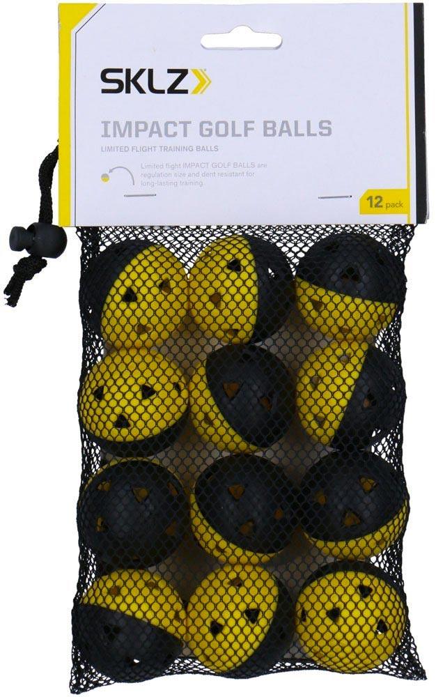 SKLZ Limited Flight Golf Balls for Small Space Training ... f5fb7cfb2