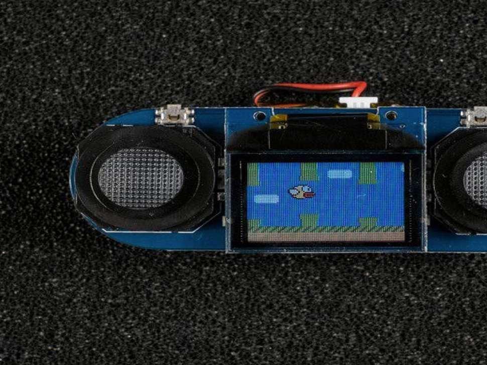 TinyScreen Video Game Kit