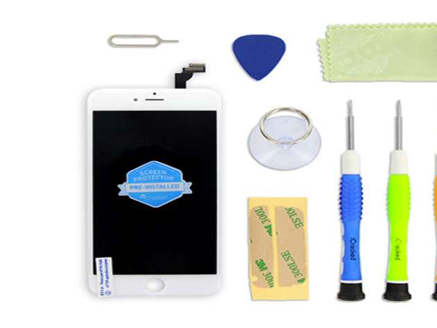 ... iCracked iPhone 6 DIY Screen Repair Kit ...