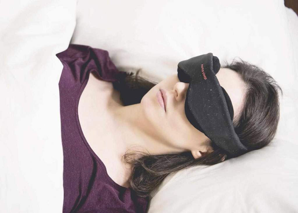 manta sleep mask  Manta Sleep Mask & Blackout Stickers