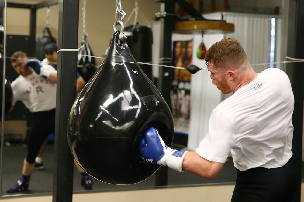 Aqua Training Bags Water Filled Boxing