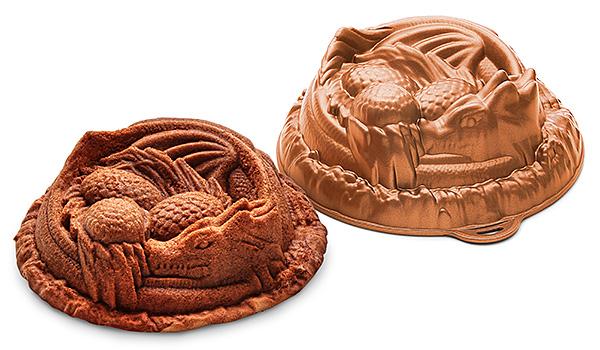 Bakeware & Ovenware Home, Furniture & Diy Helpful Nordic Ware Castle Bundt Cake Pan 10 Cup Capacity Game Of Thrones Style