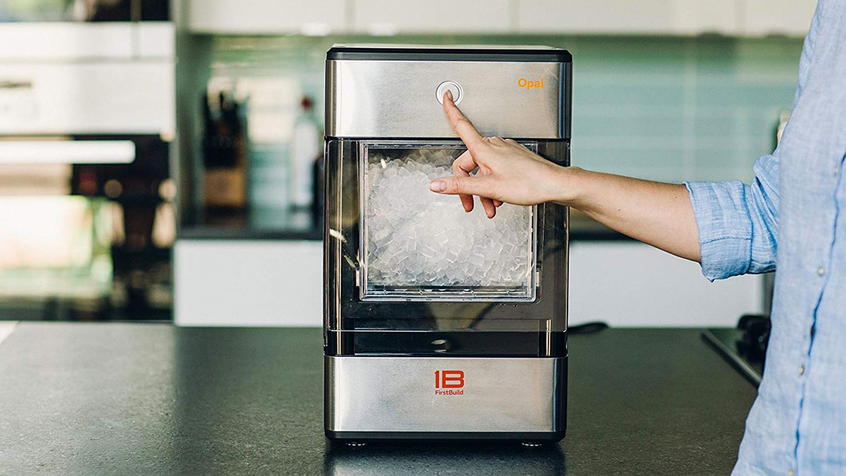 Opal Nugget Ice Maker Dudeiwantthat Com