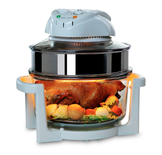 Tabletop convection oven