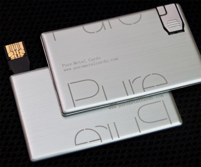 Usb metal business cards dudeiwantthat usb metal business cards usb metal business cards colourmoves