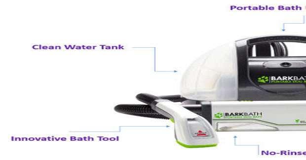 barkbath portable dog bath system