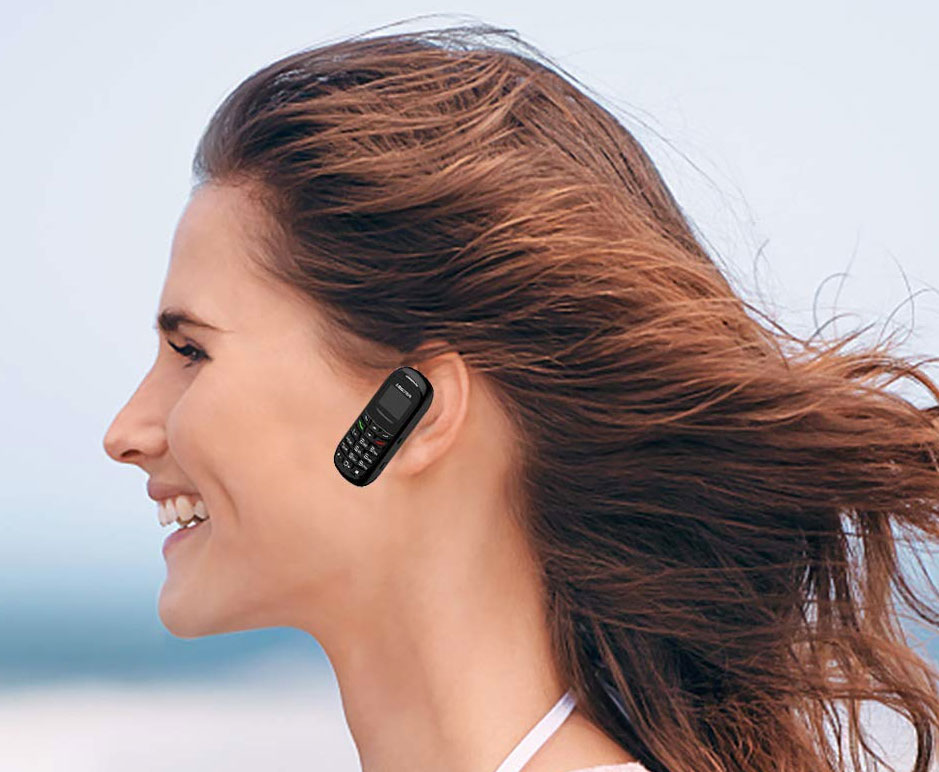 Mini Cell Phone Bluetooth Headset Dudeiwantthat Com