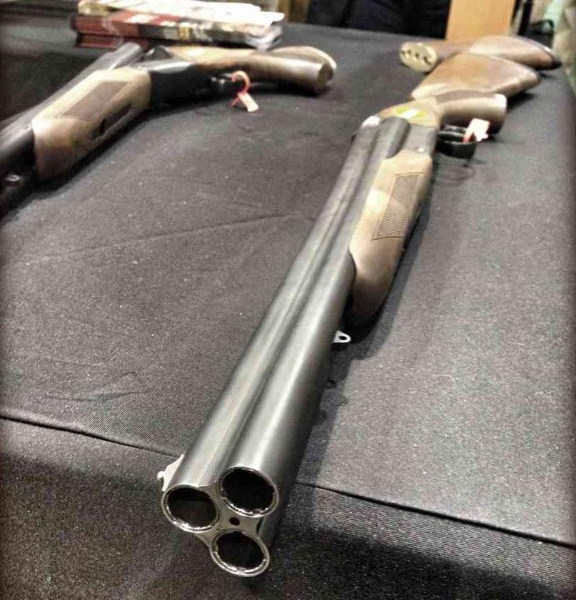 triple barrel shotgun dudeiwantthat com