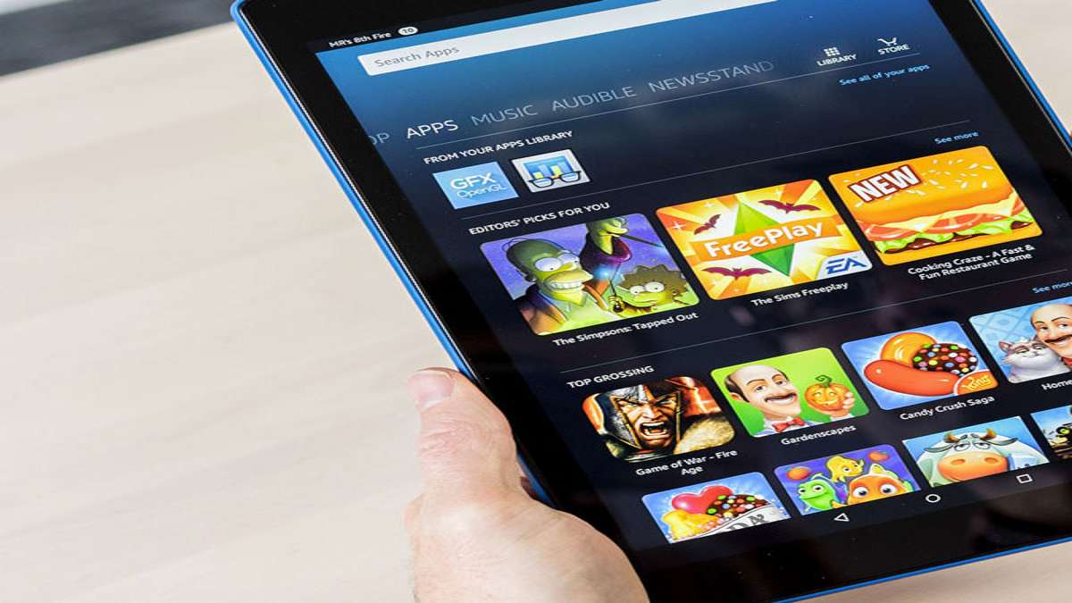 Giveaway: Amazon Fire HD 10 Tablet | DudeIWantThat com