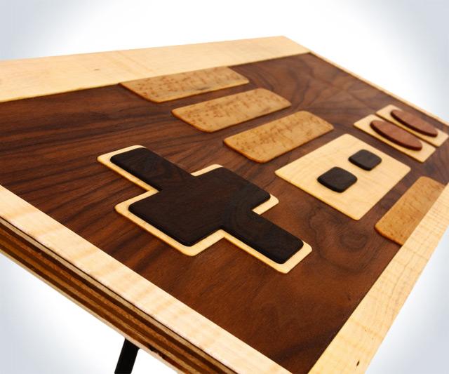 Giveaway Nintendo Controller Coffee Table DudeIWantThatcom