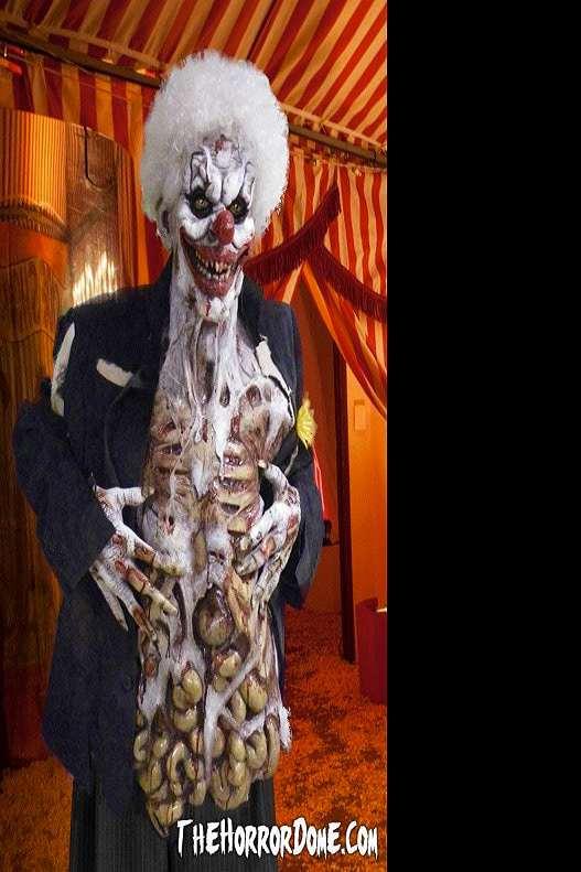 scary halloween costume