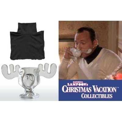 christmas vacation glass moose mug - Moose Mugs From Christmas Vacation Movie