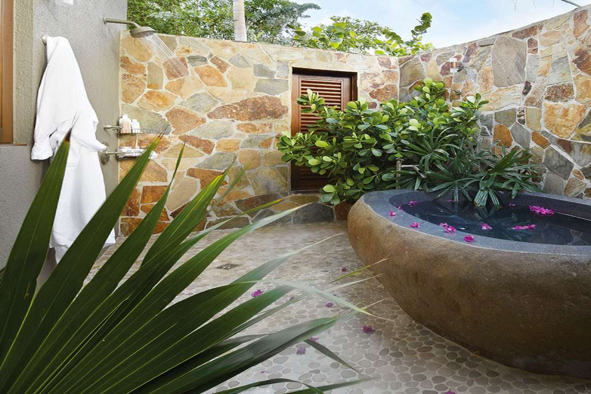Stone Forest Natural Bathtub ... Gallery