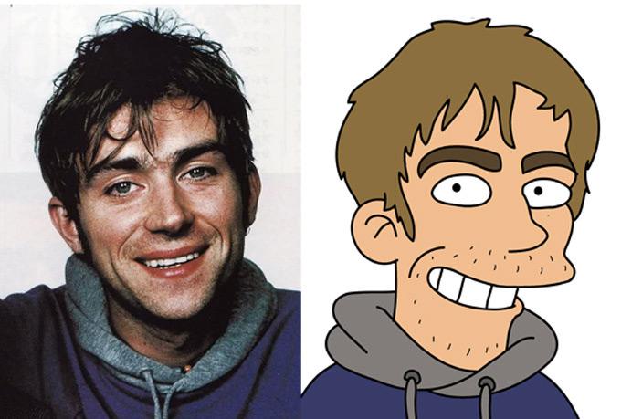 Cartoon Portrait Of You Dudeiwantthat Com