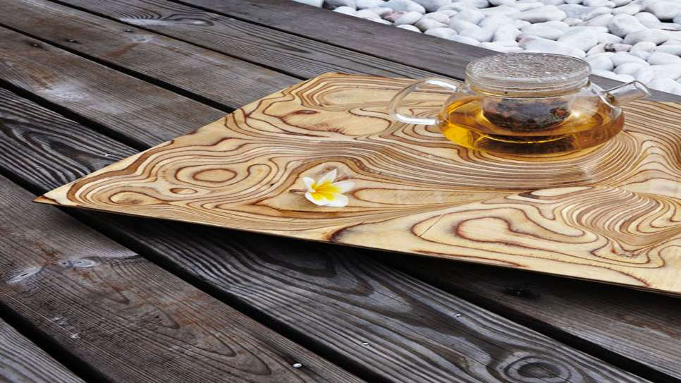 Confluence Topographic Tray DudeIWantThatcom - Topographic coffee table