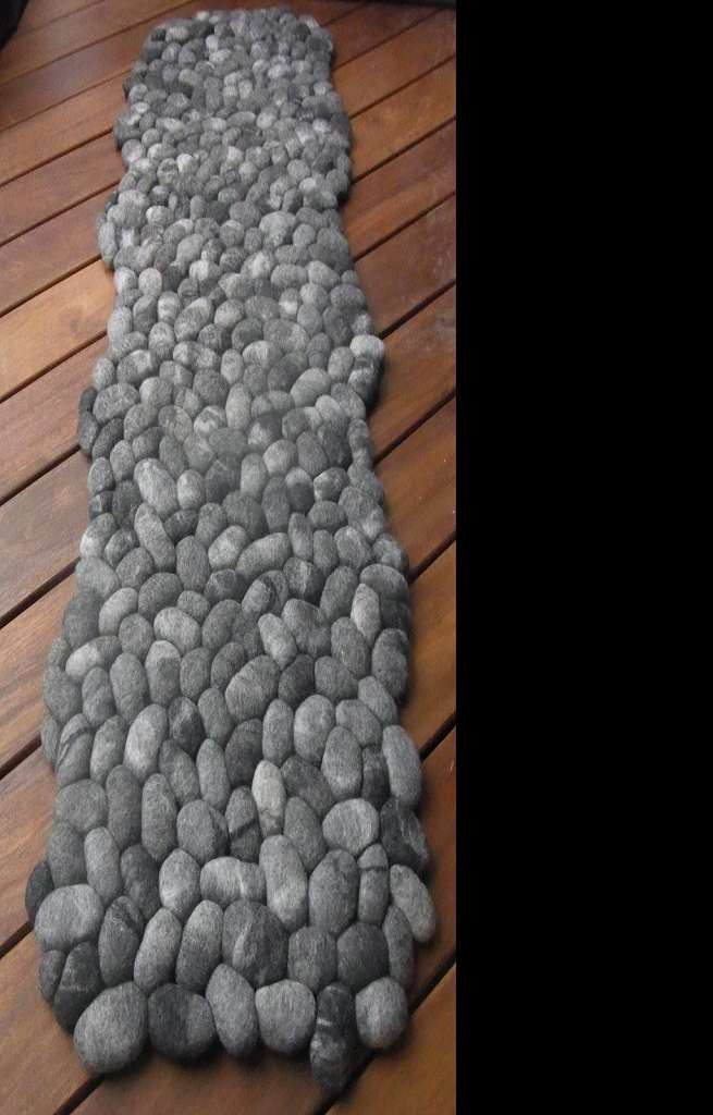 Area Rugs felt stone area rugs | dudeiwantthat