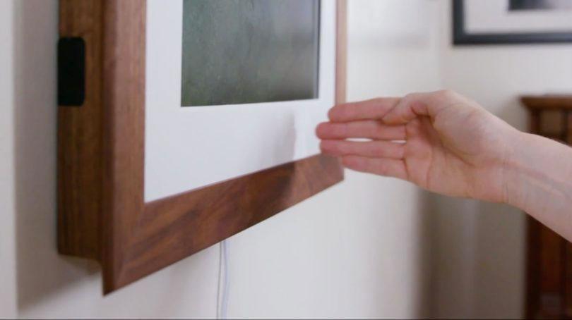 Meural Canvas Modern Digital Art Frame