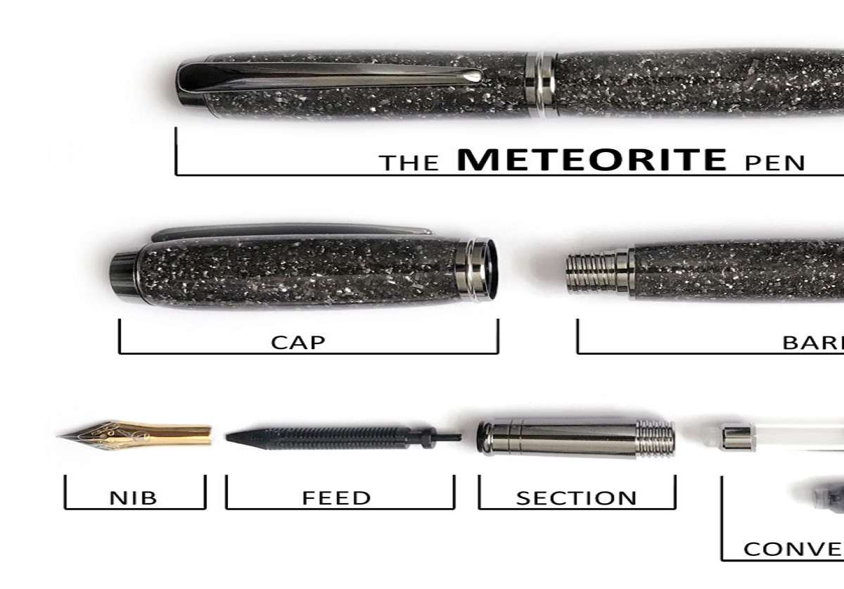 The Meteorite Pen