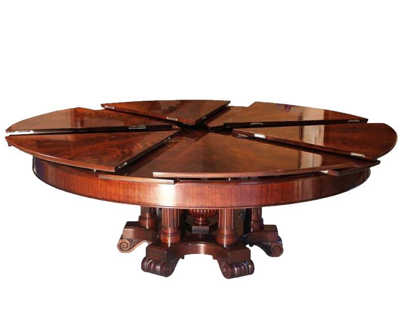 Fletcher Capstan World S Coolest Expandable Table Dudeiwantthat Com