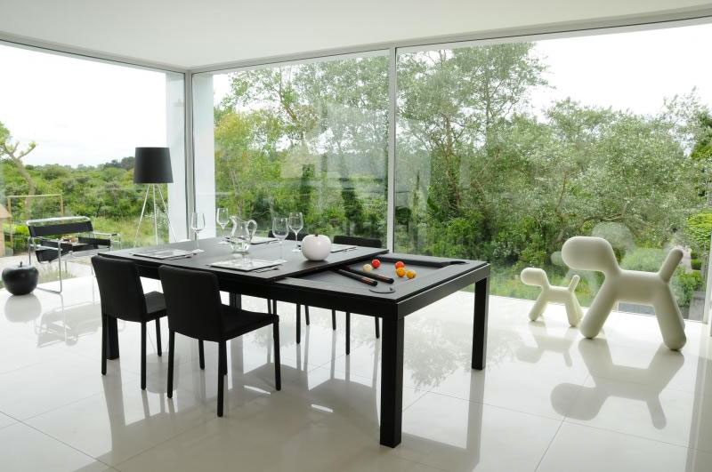 Amazing  Fusiontables Dining Pool Tables
