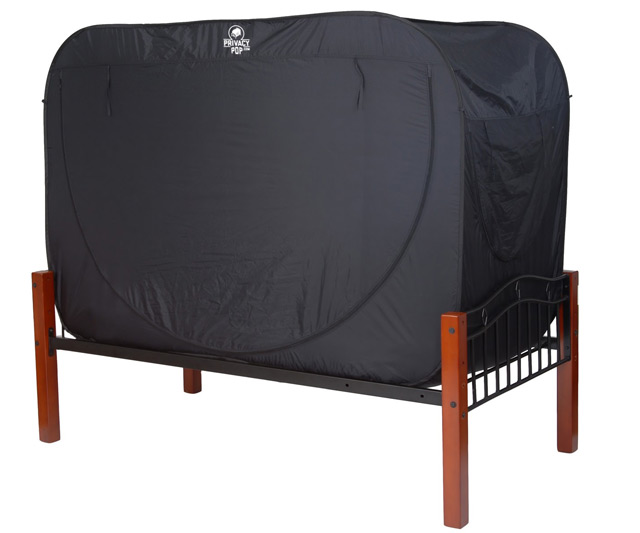 ... Privacy Pop Bed Tent ...  sc 1 st  DudeIWantThat.com : tent for a bed - memphite.com