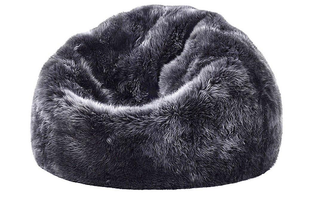 Sheepskin Bean Bag Chair