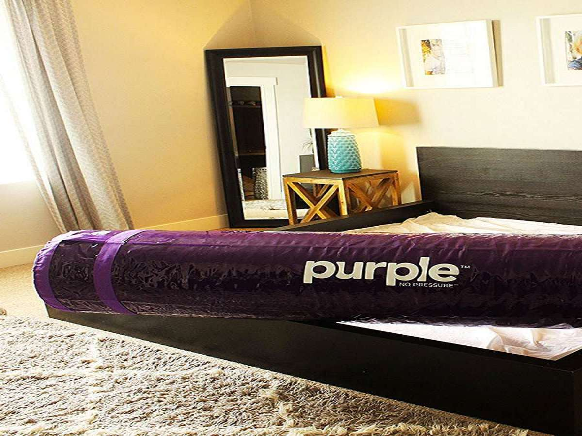 Beautiful  The Purple Bed