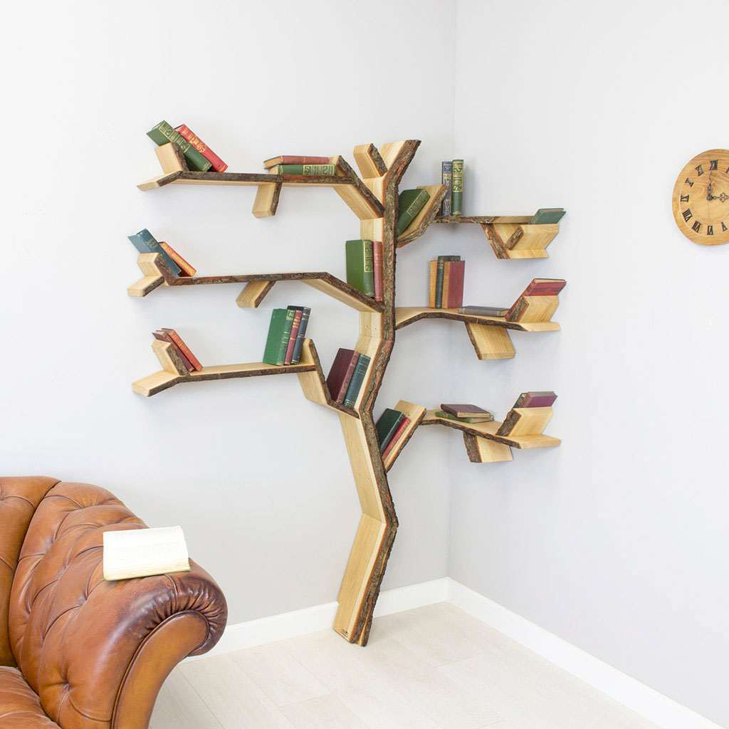 ... Tree Bookshelves; Tree Bookshelves