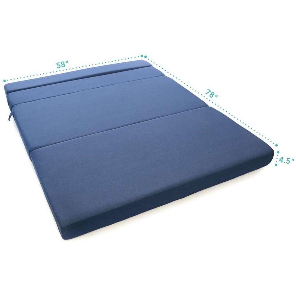 New  Tri Fold Foam Folding Mattress u Sofa Bed