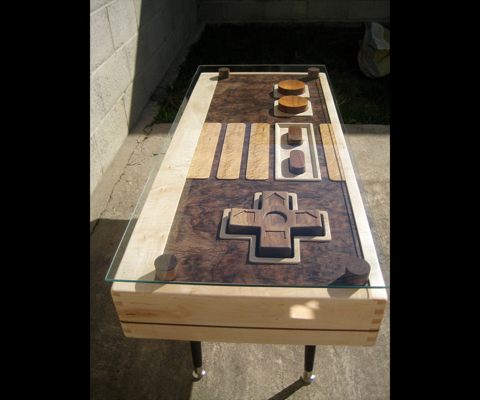 Cool Working Nintendo Controller Coffee Table Alphanode Cool Chair Designs And Ideas Alphanodeonline