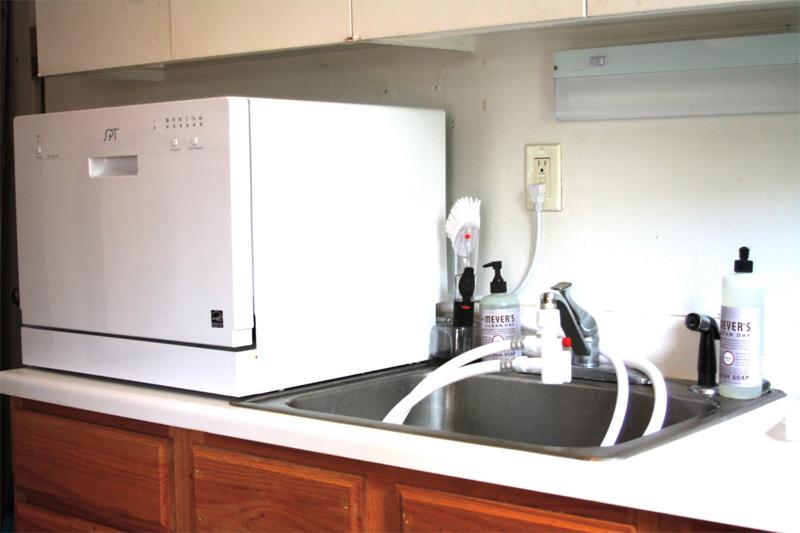 Countertop Dishwasher Dudeiwantthat Com
