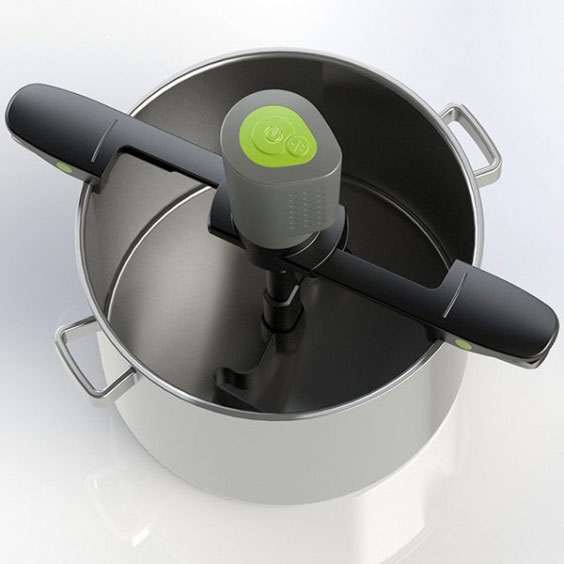 Nice ... Stirio   Automatic Pot Stirrer ...