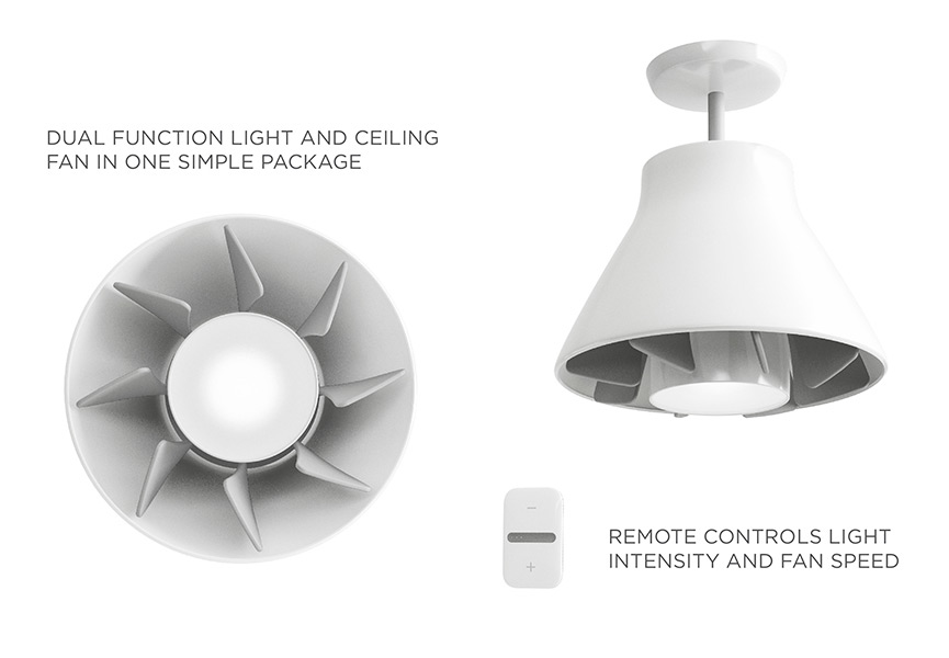 Air In Ceiling Fan