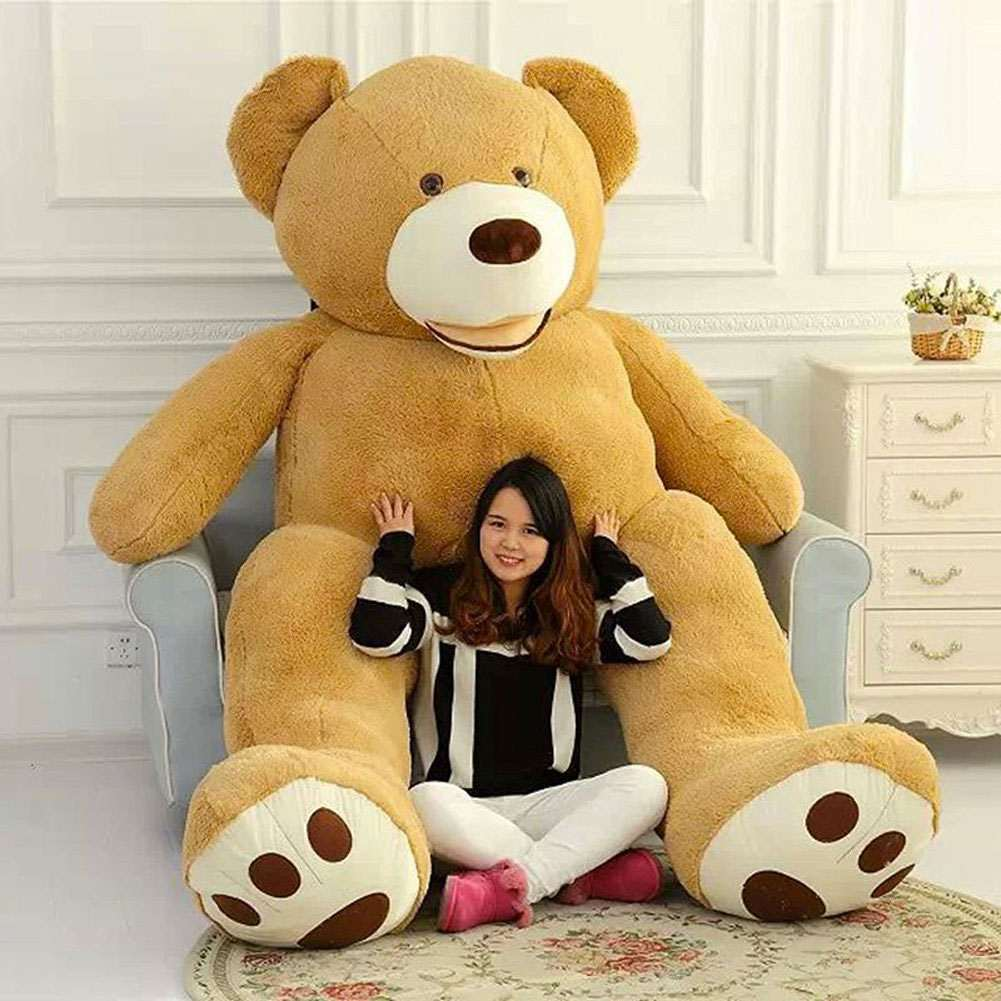 38d9b20dca7 ... 11-Foot Teddy Bear ...