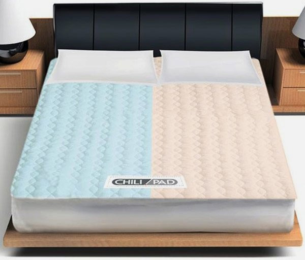 ... ChiliPad - Cooling & Heating Mattress Pad ... - ChiliPad - Cooling & Heating Mattress Pad DudeIWantThat.com