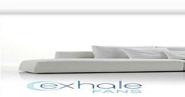Exhale Ceiling Fan exhale bladeless ceiling fan | dudeiwantthat