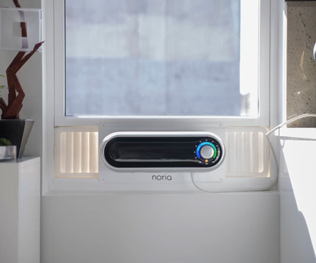 Noria Window Air Conditioner Window Air Conditioner Air Conditioner Design Portable Air Conditioner