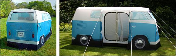 VW C&er Tent · VW C&er Tent ... & VW Camper Tent | DudeIWantThat.com