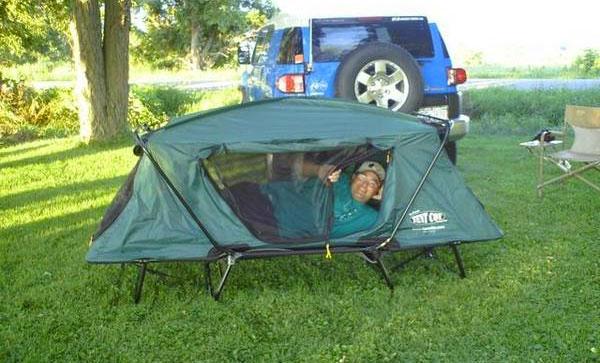 ... K&-Rite Oversize Tent Cot ... & Kamp-Rite Oversize Tent Cot | DudeIWantThat.com