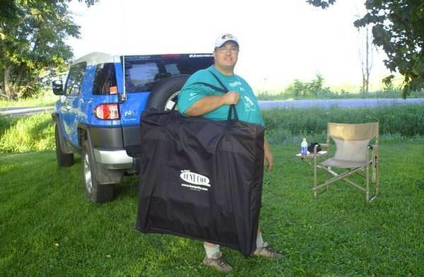 ... K&-Rite Oversize Tent Cot & Kamp-Rite Oversize Tent Cot | DudeIWantThat.com