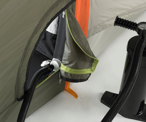 ... Kelty AirPitch - Inflatable Tent ... & Kelty AirPitch - Inflatable Tent | DudeIWantThat.com